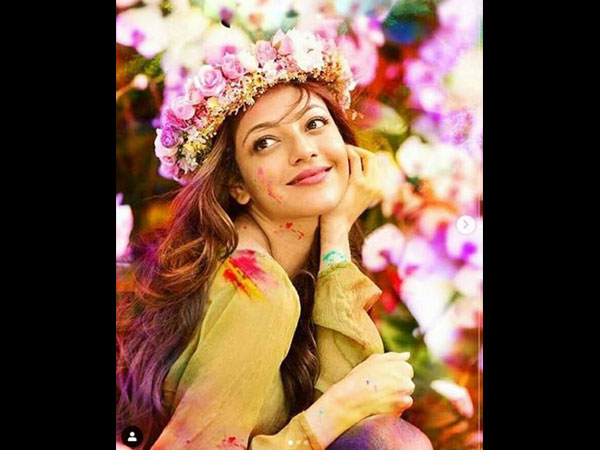 Kajal Aggarwal's Holi Shoot Goes Viral: These Clicks Of The  Beauty Will Make Your Heart Skip A Beat