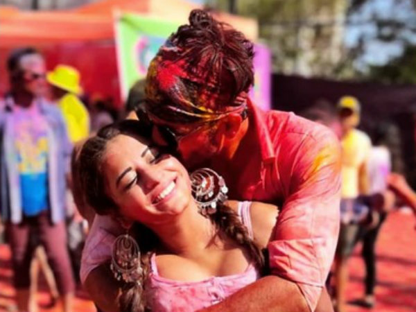 Are Nimki Mukhiya's Bhumika Gurang & Keith Back Together Again?