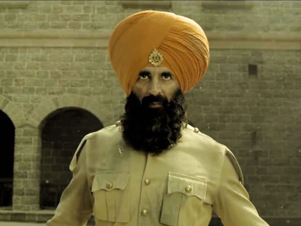Kesari SECOND DAY (Friday) Box Office Collection: Akshay Kumar Film Is Solid On Day 2
