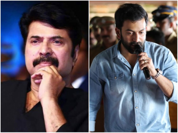 Mammootty's Guest Role Or Prithviraj's Cameo; What Will Be The Big Surprise In Lucifer?