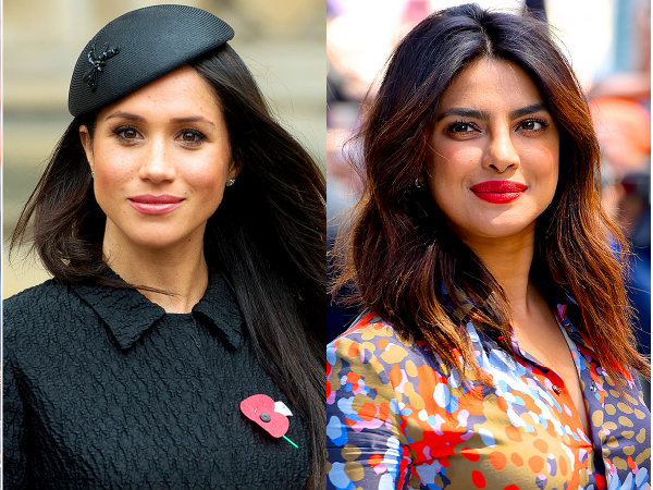 Meghan Confides In Priyanka About Her Daily Life