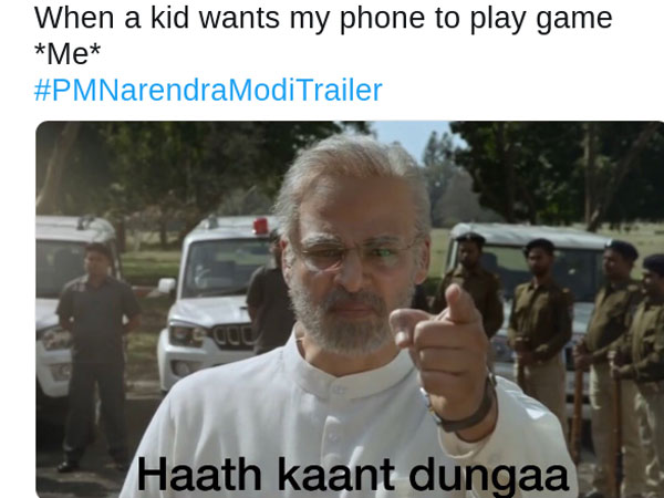 Vivek Oberoi's PM Narendra Modi Trailer Kicks Up A Meme Fest On Twitter! View Funny Ones Here