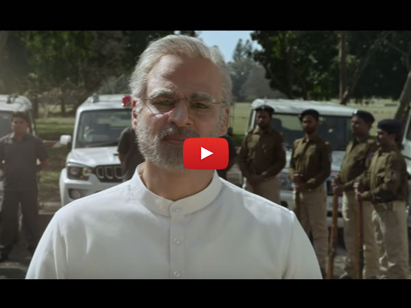 PM Narendra Modi Trailer Starring Vivek Oberoi Will Give You An Adrenaline Rush! Watch Here