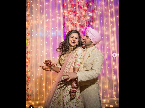 Puru Chibber Roshni Banthia Wedding Was A Dreamy Affair Inside Pics