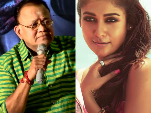 Radha Ravi Shames Nayanthara With His 'Sleeps Around' Remark: Vignesh Shivn, Vishal And Others React