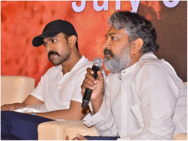 Is SS Rajamouli Unhappy?