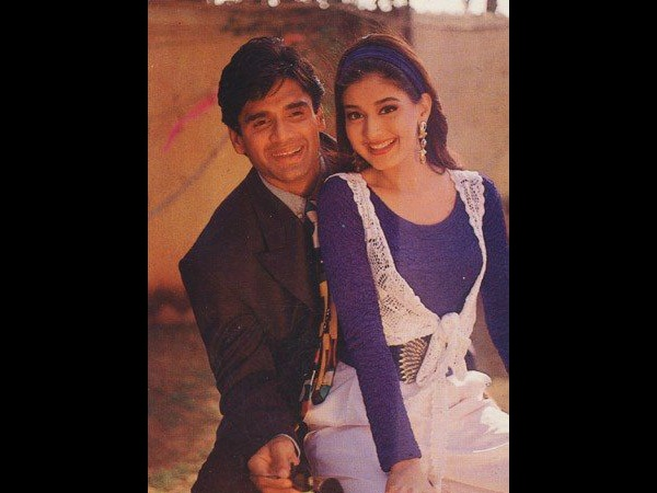 FLASHBACK! When Sonali Bendre's Friendship With Suniel Shetty Suffered Because Of Their Link-up!