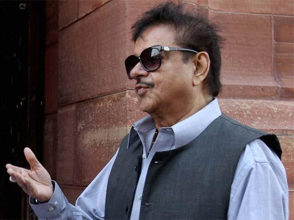 Shatrughan Sinha Announced His Decision To Quit BJP With This Tweet