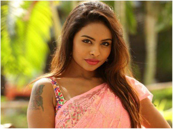 Is Sri Reddy One Among The Contestants Of Bigg Boss Telugu Season 3
