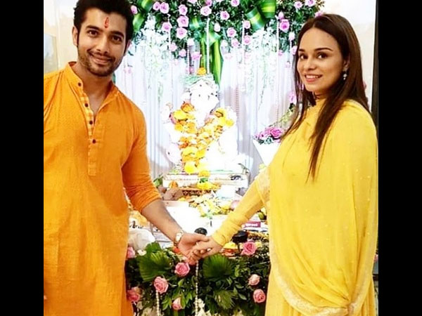 Ssharad & Ripci To Tie The Knot on April 20