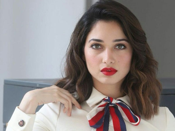 Tamannaah Makes A Big Statement About Lip-locks; Is She Ready For Bolder Roles?