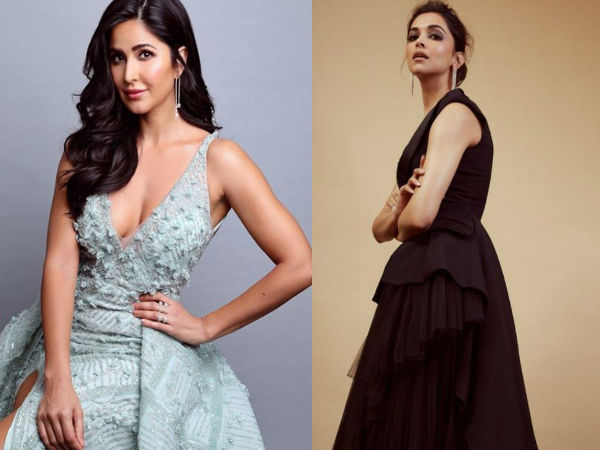 Filmfare Awards 2019: Katrina Kaif And Deepika Padukone Look Like MILLION Bucks!