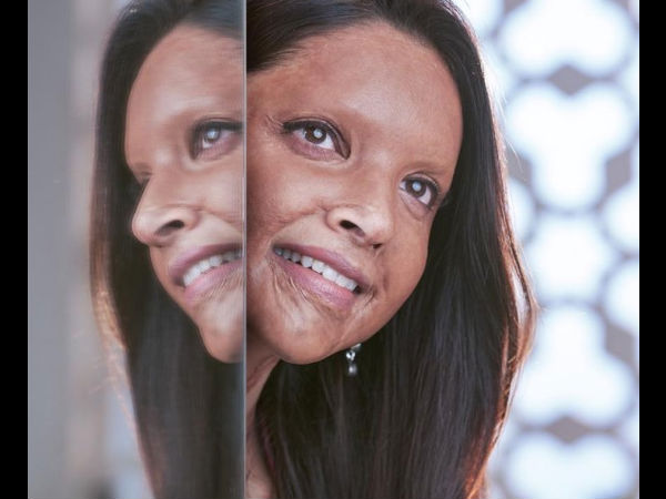 Ranveer Singh Drops A Comment On Wife Deepika Padukone's First Look From Chhapaak!