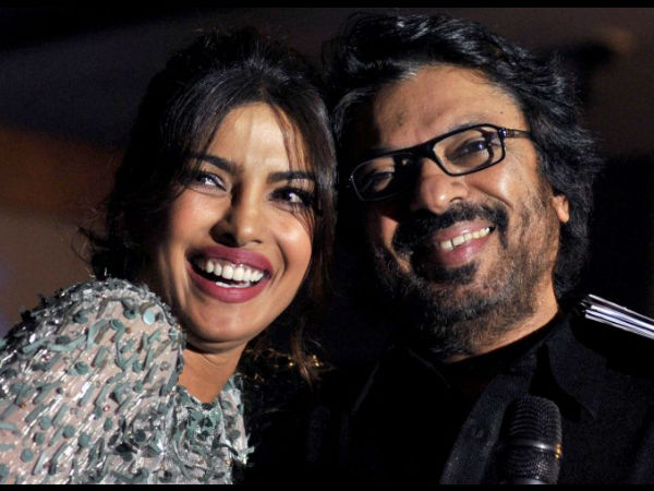 Priyanka Chopra And Sanjay Leela Bhansali To Reunite For A Film Titled Gangubai!