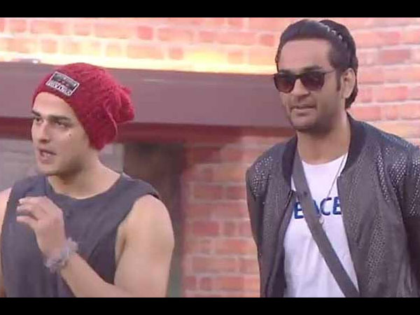 Priyank Almost Got Physical With Vikas
