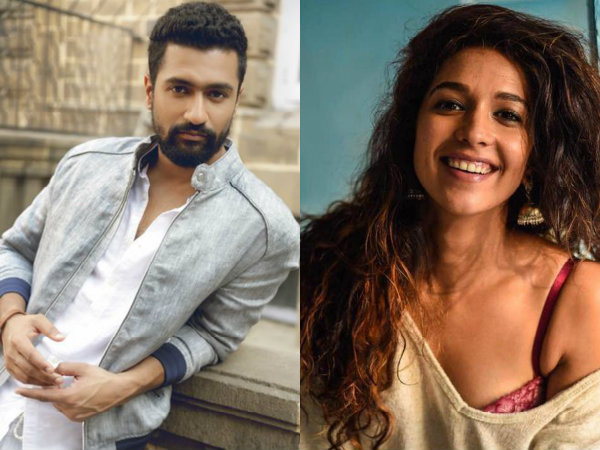 Vicky Kaushal Also Broke Up With His Girlfriend Harleen Sethi?