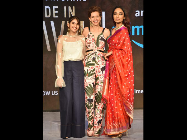 The Beautiful Ladies Kalki, Sobhita And Shivani