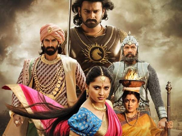Prabhas Starrer Baahubali 2 Fails To Impress Audience In: Karnataka All Time Top 5 Movies Shares