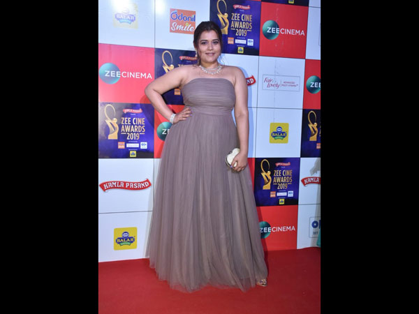 Shikha Talsania Looks Lovely In Mauve