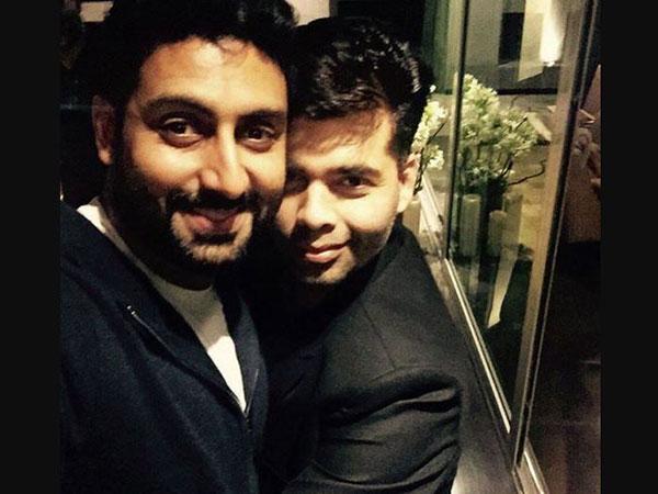 Flashback: When Karan Johar Revealed He HATED Holi & The Reason Is Abhishek Bachchan