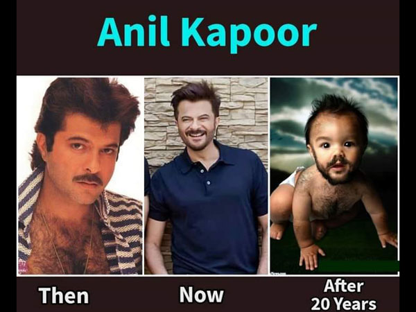 The Evergreen Anil Kapoor