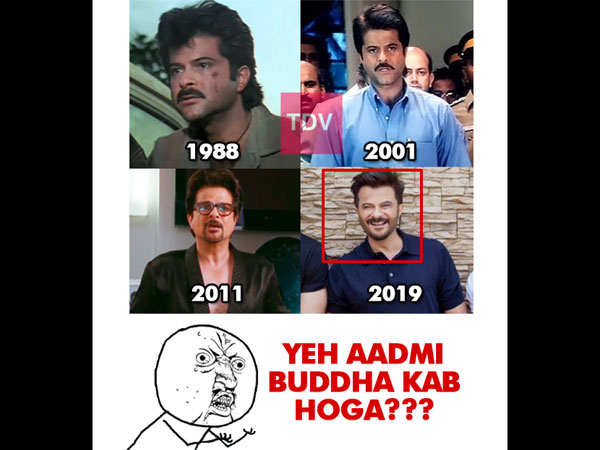 The Life Of Anil Kapoor