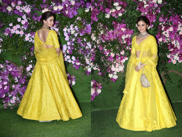 Alia Bhatt, Sidharth Malhotra, Vidya Balan & more attend the Ambani wedding