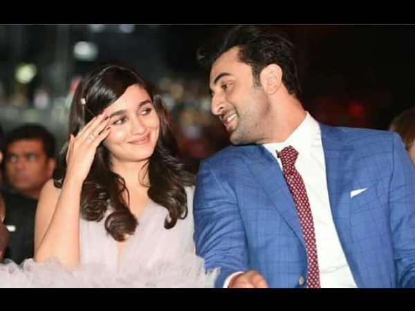 Alia Is Over The Moon With Ranbir's Gift