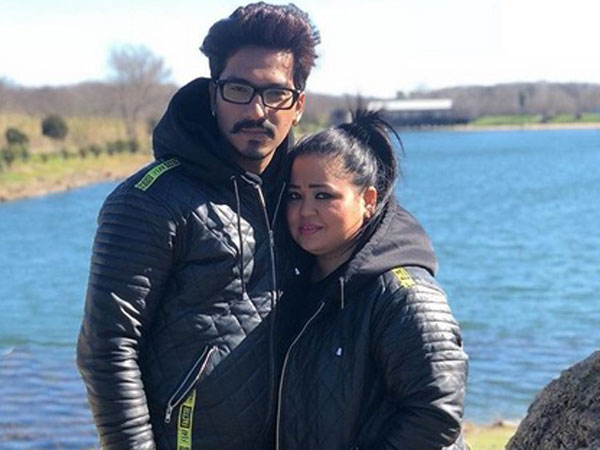 Bharti & Haarsh Name Their Furture Child After Vikas!