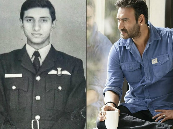 Ajay Devgn Signs A New Film; To Play IAF Commander Vijay Karnik In Bhuj: The Pride Of India!