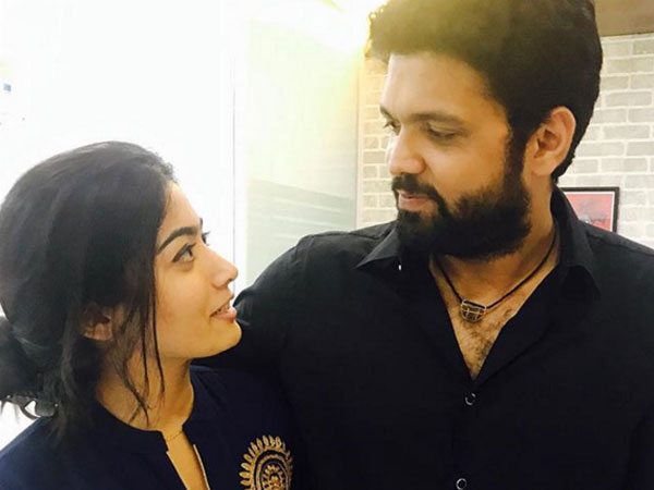 When Rashmika Spoke About Relationship With Rakshit Shetty; 'Never Had A Romantic Thing Going On'