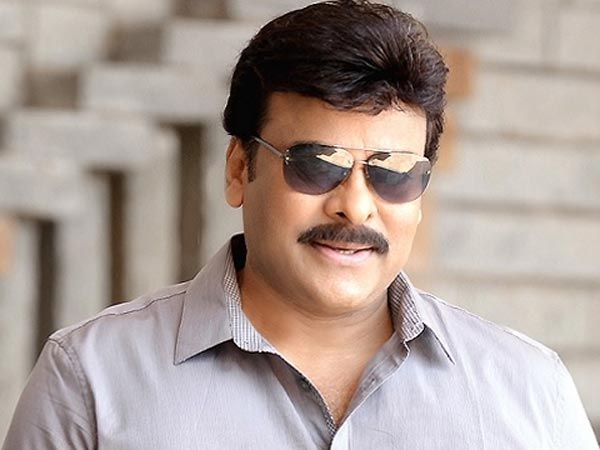 Chiranjeevi Was Not On Talking Terms With This Noted Actress During The Shoot Of A Film