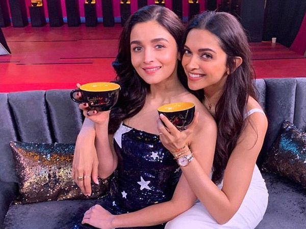 Deepika Padukone's Reaction On Losing Filmfare Best Actress Award To Alia Bhatt Will Win Your Hearts