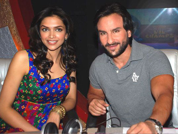 When Saif Ali Khan Took A Dig At Deepika Padukone, Saif ...