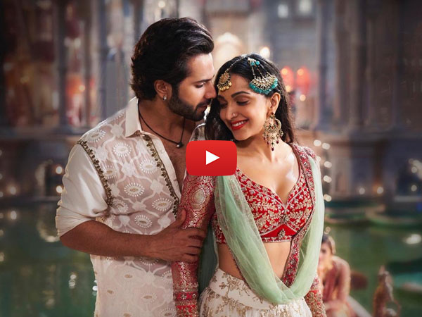 Kalank New Song 'First Class' Is Out; Varun Dhawan & Kiara Advani Will Keep You Grooving To The Beat