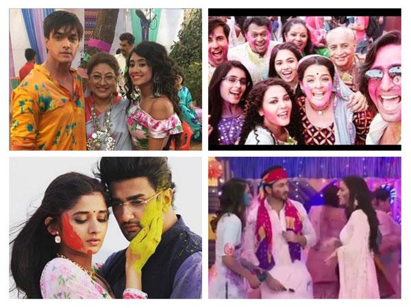 SPOILERS ALERT! Holi TWISTS On Kasautii Zindagii Kay 2, Yeh Rishta Kya Kehlata Hai & Others Shows!
