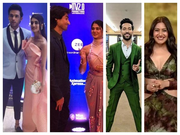 Indian Telly Awards 2019: Jennifer-Harshad, Parth-Erica, Hina, Surbhi & Others Sizzle At Red Carpet