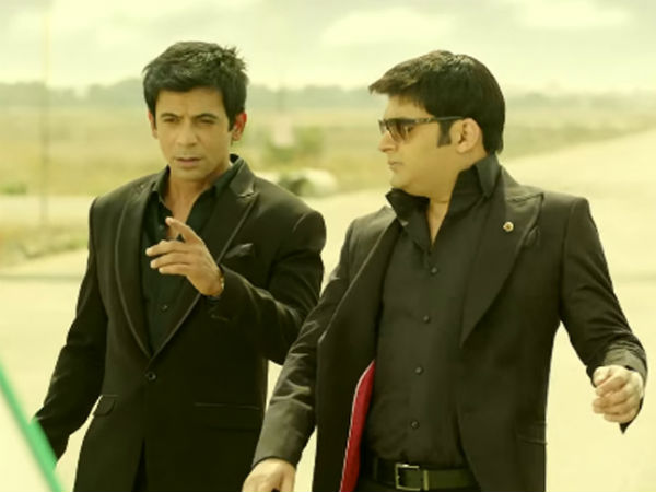 Sunil & Kapil To Work Together!