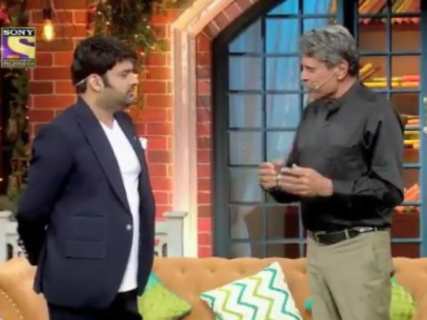 It's Kapil Vs Kapil On The Kapil Sharma Show: Kapil Dev