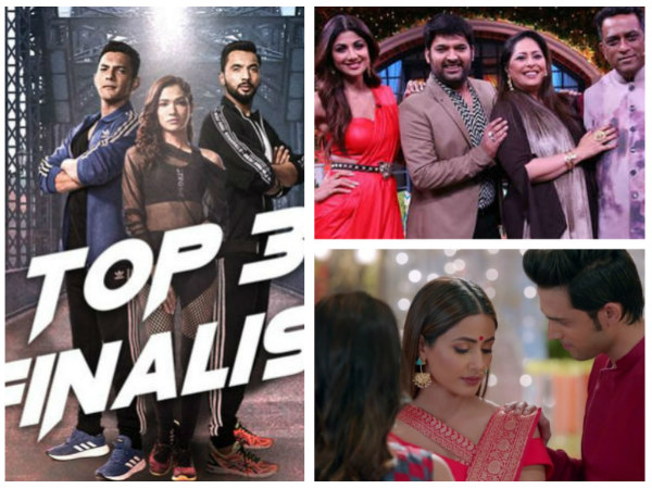 Latest TRP Ratings: Kumkum Bhagya Is Back On Top 10 Slot; The Kapil Sharma Show Witnesses Major Drop