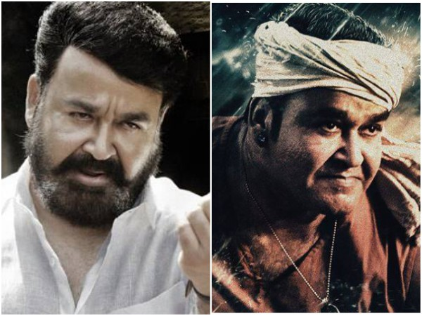 Mohanlal's Lucifer Is The Next Film After Odiyan To Achieve This Feat!