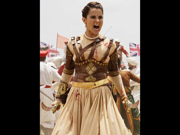 Kangana Ranaut Says She Deserves A National Award For Her Film 'Manikarnika: The Queen Of Jhansi'!
