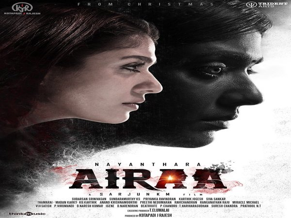 Airaa Trailer: A Gripping Feast For Nayanthara Fans