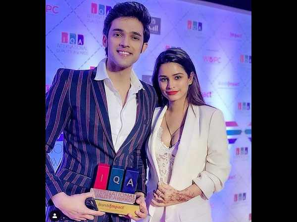 Parth Samthaan Bags Youth Icon Award; The Actor Thanks Ekta Kapoor For The Perfect 'Dream' Re-Launch