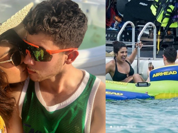 Priyanka Chopra Chills Like A Boss With Nick Jonas In Miami & We Just Can't Get Enough Of Them!