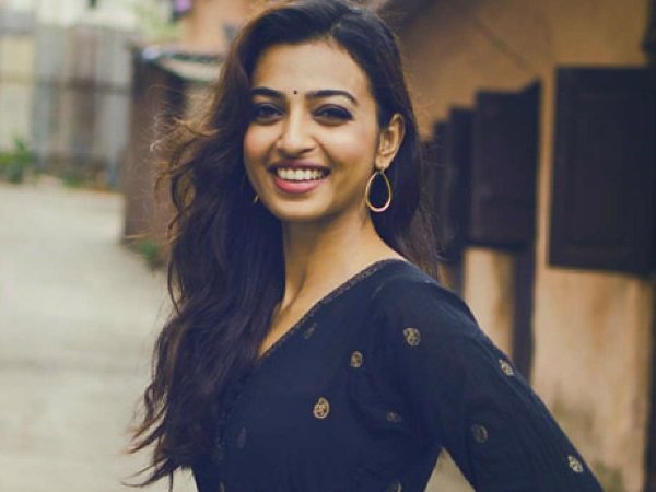 Radhika Apte Shares Her First Fantasy; Lends Her Support To 'Oh My Hrithik'!