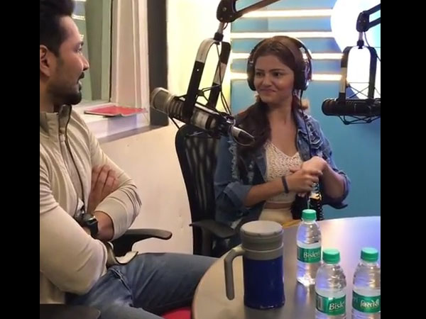 Rubina Dilaik Gives Befitting Reply To Trollers Who Asked Her To Stop Singing; Abhinav Supports Her!