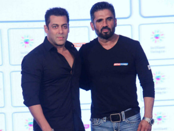 Suniel Concluded By Saying That Salman Isn't An Insecure Actor