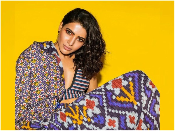 Samantha Akkineni's Bold Comments About Kissing Scenes Garner Attention!