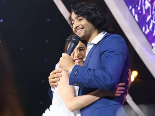 Shaheer Met Ayu On Indonesian Reality Show